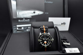 Video –  Blancpain Fifty Fhatoms Mil Spec