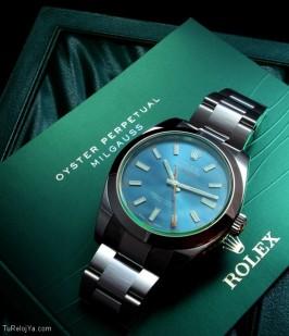 El Azul de Rolex