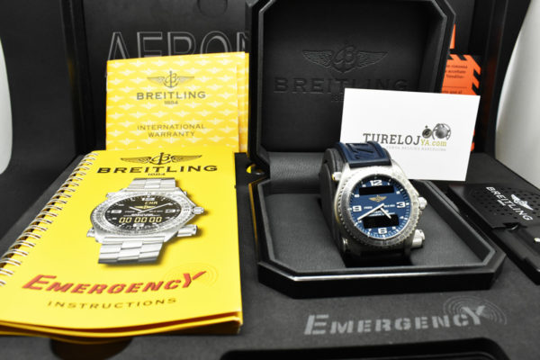 Breitling-box